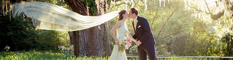 Bookgreen Gardens Wedding